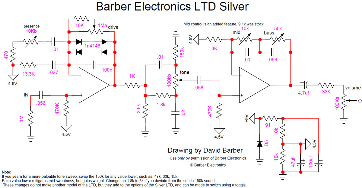 Barber Electronics DIY